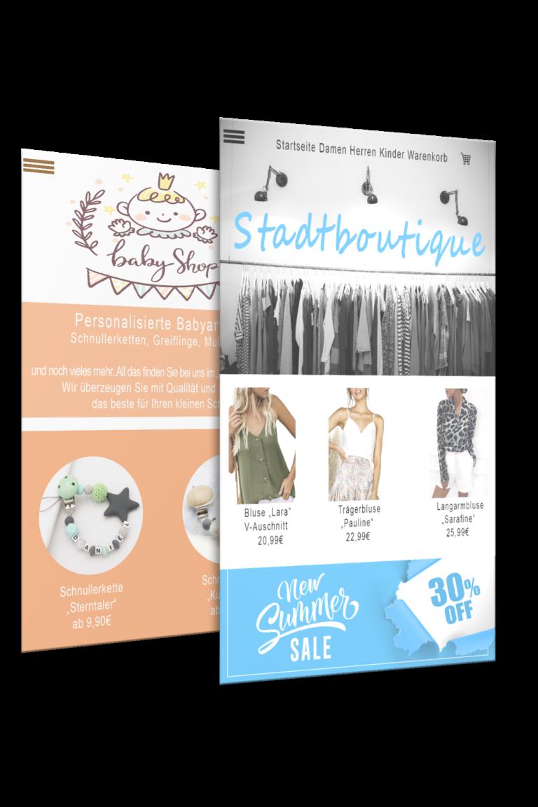 Onlineshop Referenzen Abc Webdesign Neusiedl am See