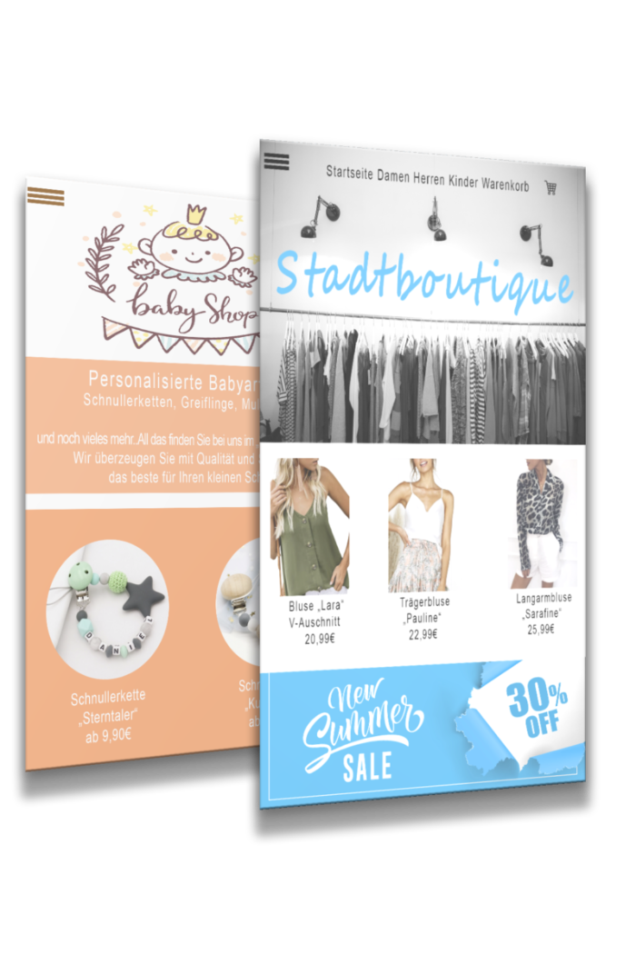 Onlineshop Referenzen Abc Webdesign Neusiedl am See
